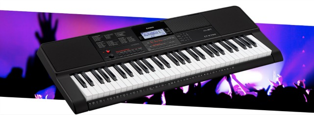 NAMM 2018: Casio's Advanced Electronic Keyboards