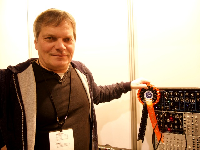 Joerg Schaaf of Radikal Technologies