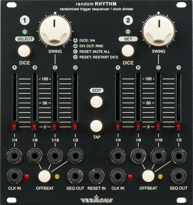 Rhythmically Randomise Your Eurorack