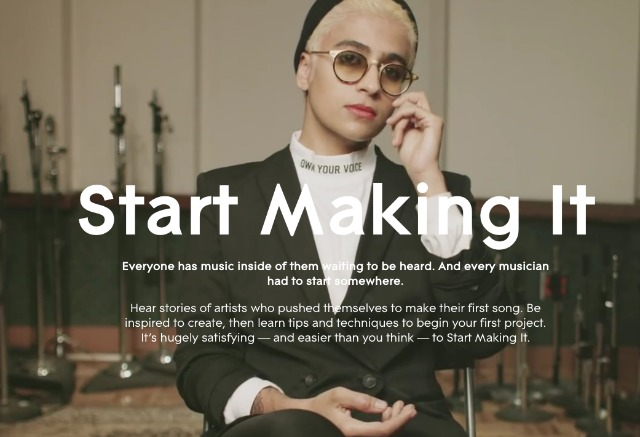 ROLI Launches StartMakingIt Initiative