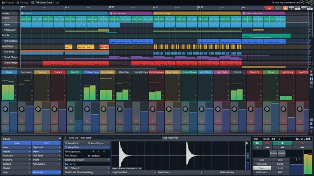 Tracktion Unveils Waveform 9